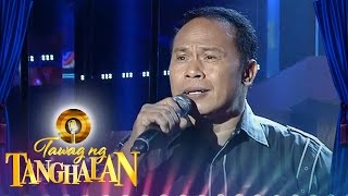 Tawag ng Tanghalan: Sotelo Pabarquez | I Who Have Nothing