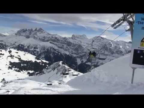 Les Portes du Soleil - Skigebied review - Snowplaza