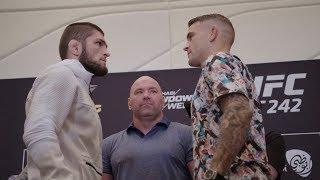 UFC 242: Стердауны