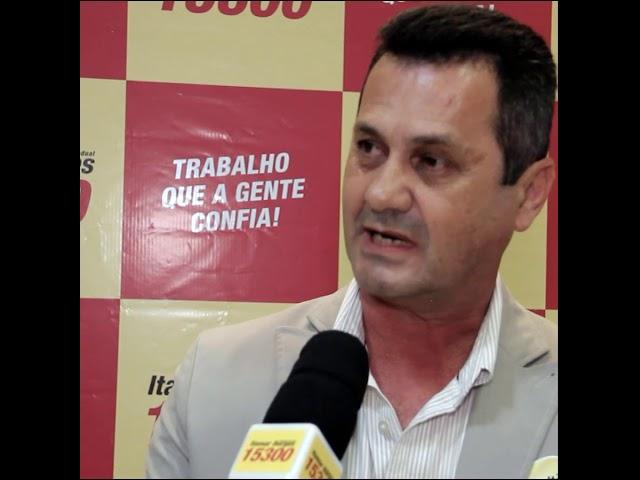 O vereador Toninho também faz parte da #família15300