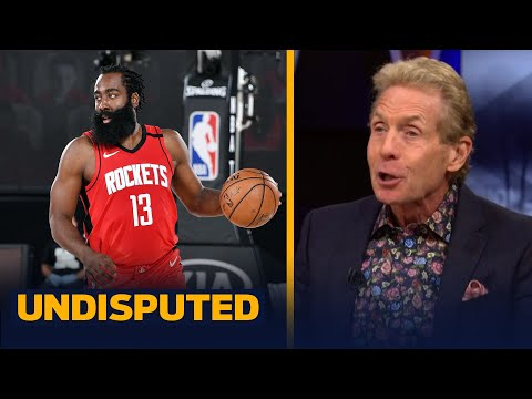 James Harden joining Kyrie & Durant at Nets would be a 'chaotic disaster' — Skip | NBA | UNDISPUTED
