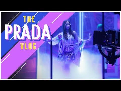 Alia Bhatt's Prada Vlog | Alia Bhatt