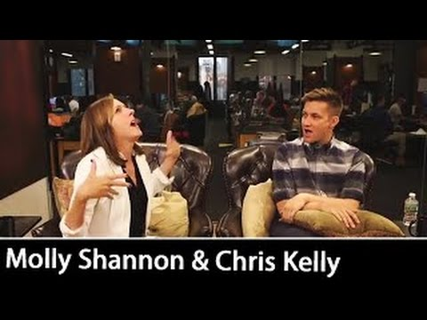 'Other People': Molly Shannon & Chris Kelly (Interview) | September 2016