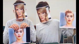 POP STAR RAP BATTLE: Taylor Swift VS Katy Perry VS Ariana Grande VS Selena Gomez