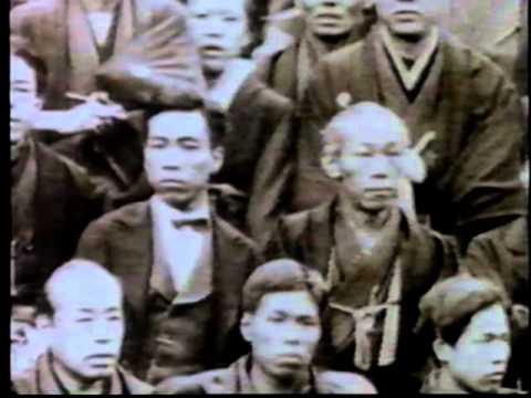 Meiji Revolution 2 early Meiji + Cultural Enlightenment