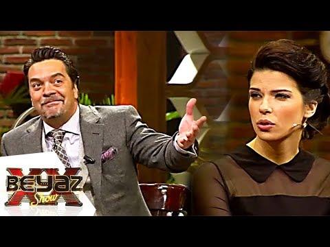 Larissa Gacemer'in Sempatik Türkçe'si - Beyaz Show