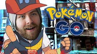 Pokemon Go Gameplay - MARTYN GYM BATTLE!