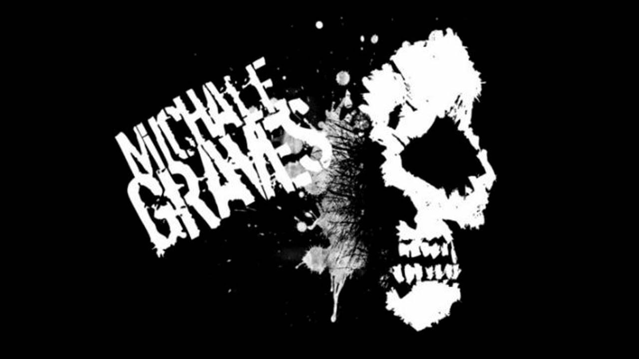 The Misfits Skull Logo Michale Graves (Misfit...