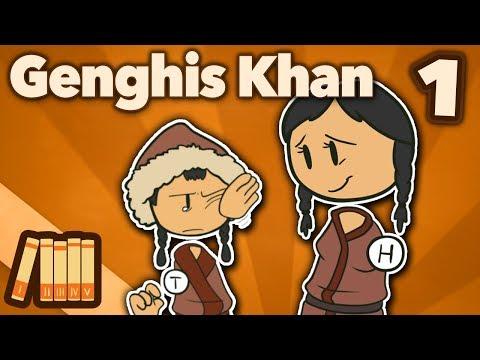Genghis Khan - Temüjin the Child - Extra History - #1