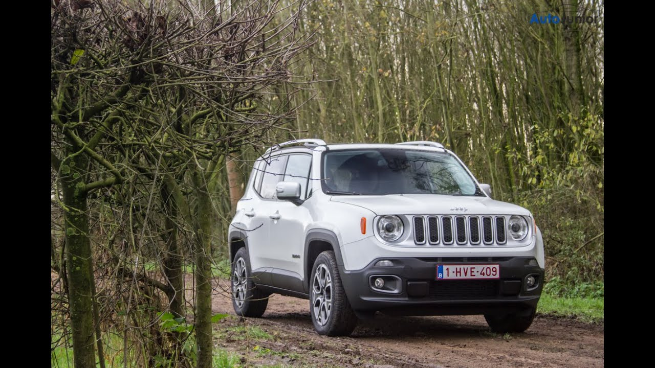 review jeep renegade 1 6 diesel dutch youtube. Black Bedroom Furniture Sets. Home Design Ideas