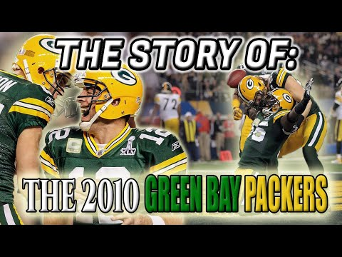 The Story of the 2010 Green Bay Packers