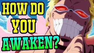 How Do Devil Fruits Awaken? - One Piece Discussion