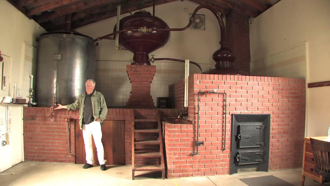 How A Double Distillation Pot Still Works Basics Youtube Diagram