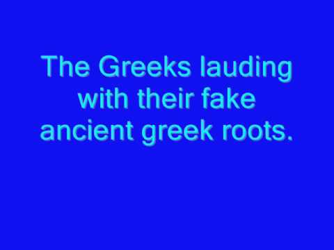 Slavic origin of modern Greeks - The video that shocked Greece