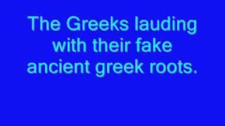 Slavic origin of modern Greeks - The video that shocked Greece