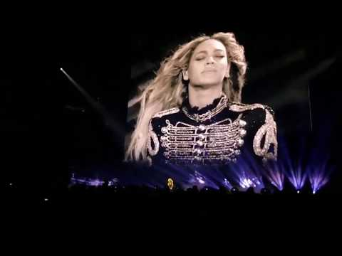 Beyoncé - Beautiful Ones [Prince Tribute] (LIVE THE FORMATION WORLD TOUR)