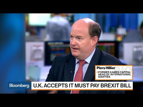 Royal London's Hillier on Brexit Negotiations