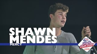 Shawn Mendes 'mercy' Live At Capital's Jingle Bell Ball 2016
