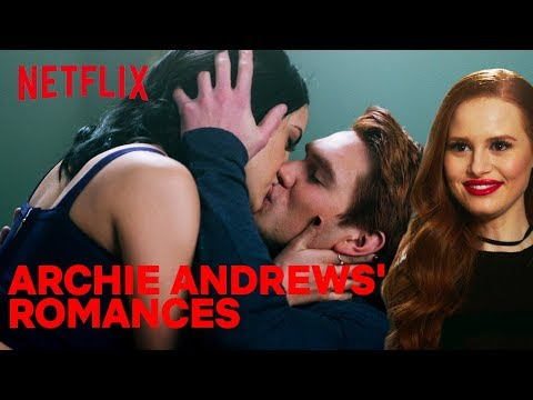 Archie Andrews' Romances From Riverdale Season 1 | Netflix