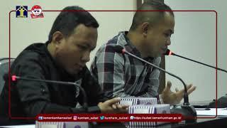 Kakanwil Kemenkumham Terima Audiensi dari LBH Makassar