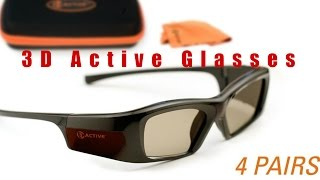 ♥☁♥☁☁The Ten Best 3D active glasses Samsung review