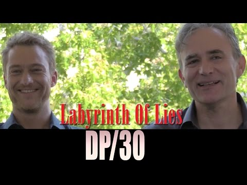 DP/30L Labyrinth of Lies. Giulio Ricciarelli, Alexander Fehling