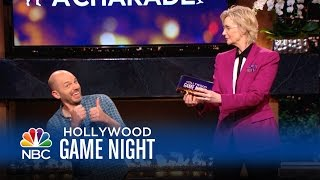Randall Park, Constance Wu, & Paul Scheer Love a Charade - Hollywood Game Night