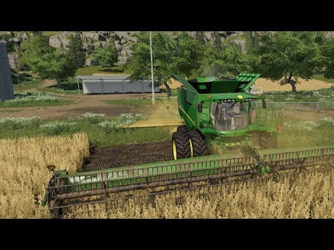 Farming Simulator 19 Timelapse #7 | Ravenport.
