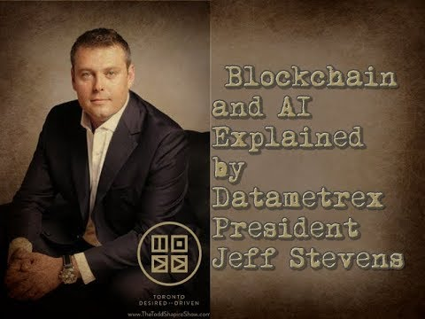 Blockchain and AI Explained by Datametrex President Jeff Ste