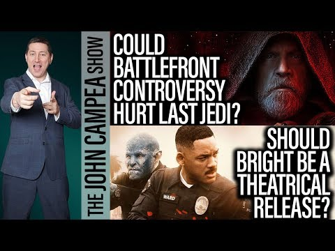 Could Star Wars The Last Jedi Be Hurt By Battlefront 2's Pay To Win Scam? - The John Campea Show