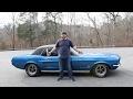 1967 Mustang 289 V8: College Cars Episode 13
