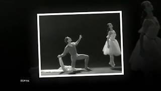 Very beautiful song in Korean 고한우 - 암연 Ballet dancer Lyudmila Vlasova, Stanislav Vlasov