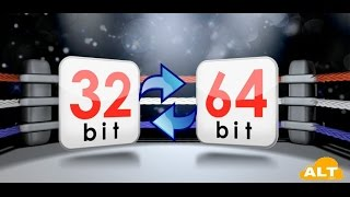 How to Change windows7, 8, 8.1, 10 32 bit to 64 bit |without Formatting PC|