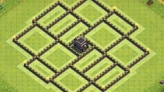 Th9 defense base | Th9 subida de copas | Clash of clans