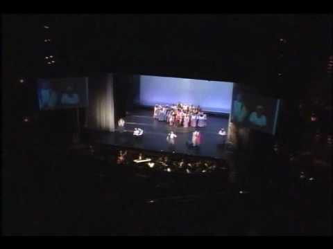 Sandy Creek at the Shuler Hensley Awards  One Day More