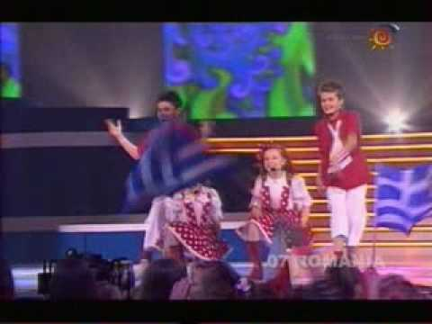 Junior Eurovision Song Contest 2007: Romania - 4Kids - Sha-la-la