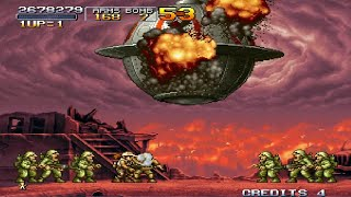 Metal Slug X Gameplay 3