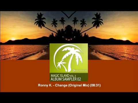 Ronny K. - Change (Original Mix) [MAGIC041.02]