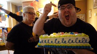 GRANDMA'S SURPRISE PARTY PRANK