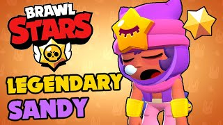 Brawl Stars - THE LEGENDARY SANDY!!