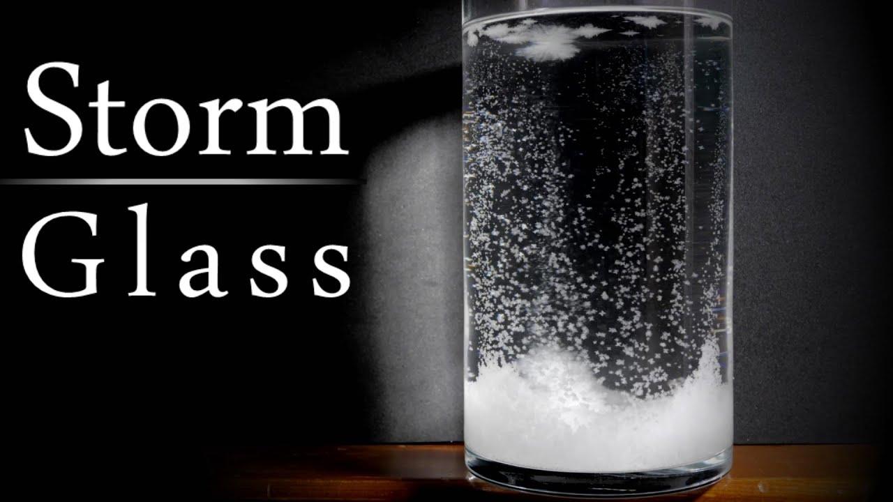 Fitzroy Storm Glass Uk