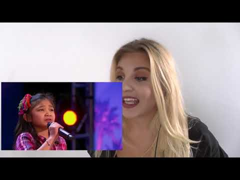 VOCAL COACH REACTS TO ANGELICA HALE