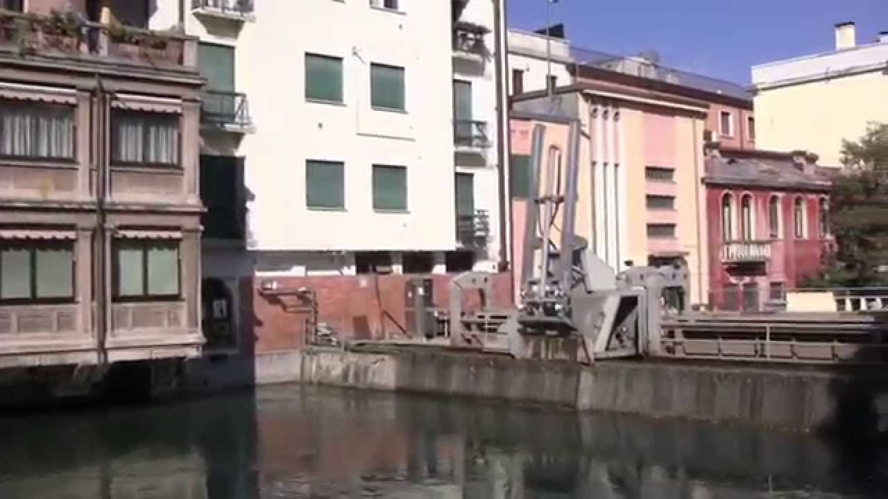 The city of Treviso. Italy and its features