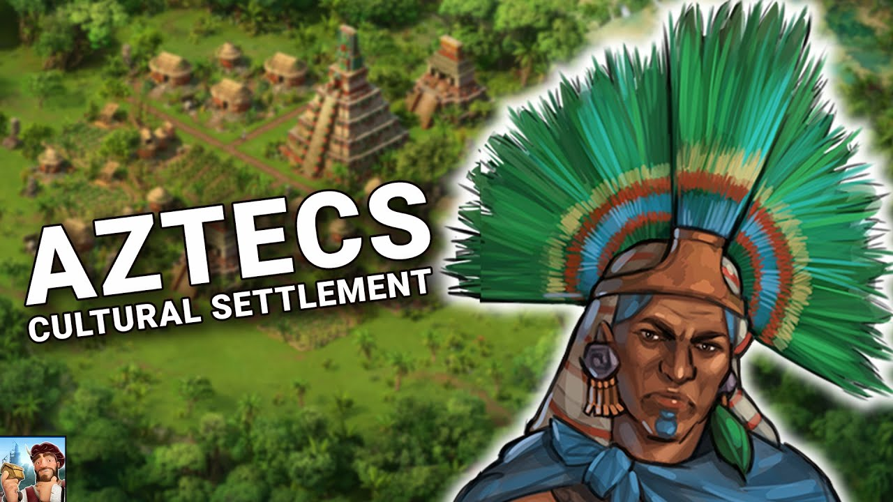Uncover the treasures of the jungle! | Cultural Settlement: The Aztecs | Forge of Empires