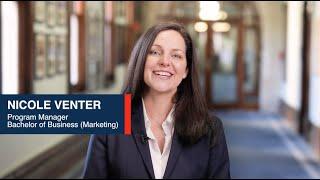 Nicole Venter (Program Manager) - Bachelor of Business (Marketing)