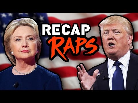 ELECTION 2016 RECAP RAP (Trump vs Clinton)