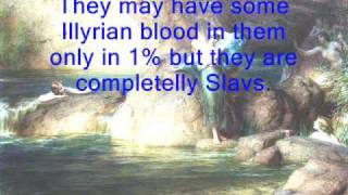 Bosnians are not Illyrians - They are part of Serbia and Croatia