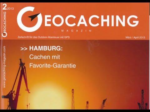 GEOCACHING 2/2013 - Hamburg: Cachen mit Favorite-Garantie
