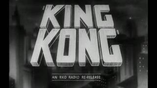 King Kong  (1933) - Movie Trailer