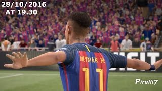 FIFA 17 TRAILER: Neymar Goals & Skills 2017 ( Available NOW - LINK IN THE DESCRIPTION) by Pirelli7